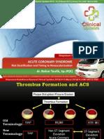 Acute Coronary Syndrome - Dr Nahar SpJP