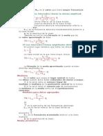 Formula de Estadistica