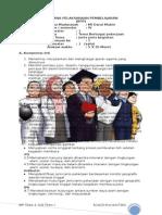 RPP Tema 4 Sub Tema 1