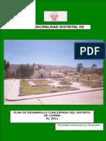Plan de Desarrollo Distrital Chiara