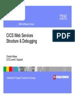 WSTE 06182009 CICSWebServicesStructureDebugging Wiese
