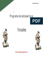 vocales actividades 2