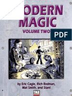 [D20 Modern] - TGM - Modern Magic Volume Two.pdf