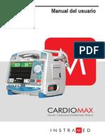 electrocardiógrafo CardioMax