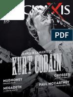 Revista Rockaxis Kurt Cobain
