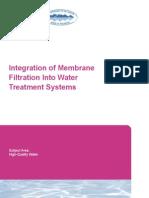 Integration of Membrane