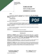 Zoologia-lic. en Cs. Biologicas Plan 2013