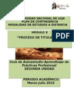 Guia de Actividades 2 Practica Profesional 2015