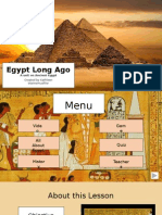 Egypt Long Ago Third Grade
