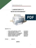 Máquinas Asíncronas de Rotor Bobinadoa