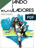 AntoninoAntonino Martin - Dibujando Con Rotuladores Martin - Dibujando Con Rotuladores