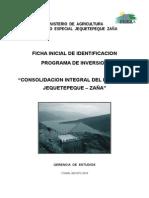 1-Propuesta de Programa de Inversión AGO2010