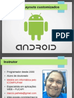 Layout Customizados Android
