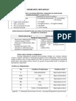 LP 6 Tulburari Metabolice