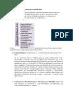 Organización Del Mercado Financiero