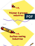 Surface Coating Industry