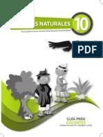 Guia de Docente Naturales 10mo