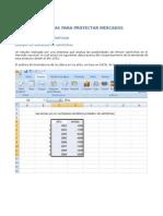 Proyección de Mercado - Basico Excel