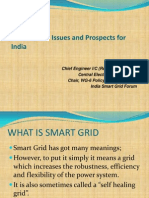 Smart Grid Issues and Prospects for India Feb 2014 - Mr. Pankaj Batra