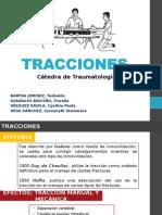 Tracciones en traumatologia