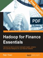 Hadoop for Finance Essentials - Sample Chapter