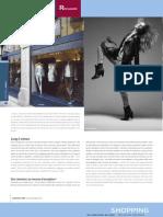 Article COTE MAGAZINE Chemise Sur Mesure Paris