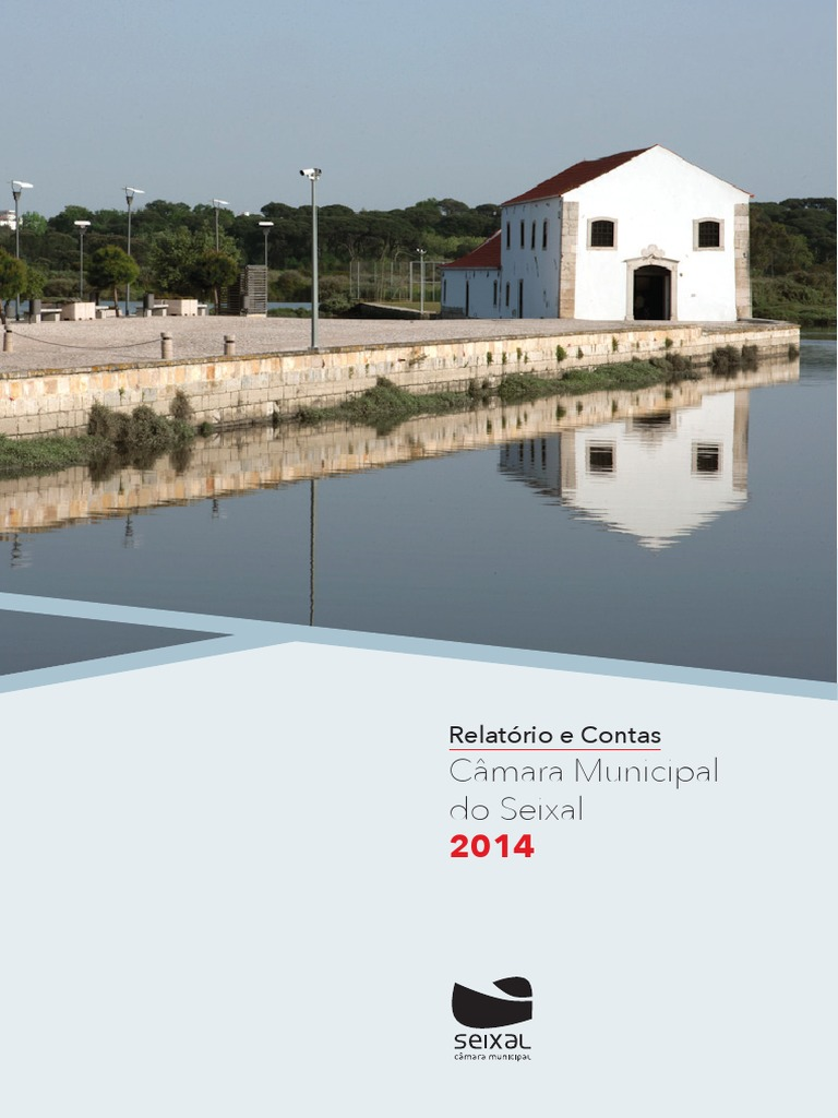 Relatório e Contas 2014 - Câmara Municipal do Seixal aa0ab654a7610