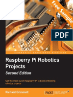 Raspberry Pi Robotics Projects - Second Edition - Sample Chapter