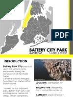 Battery Park City, Manhattan