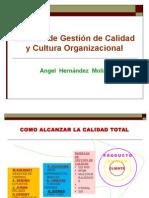 Gestion de LA CALIDAD_SGC y Cultura Organizacional