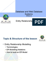 Topic3 EntityRelationshipModelling Aug14