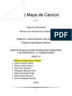 Museo Maya de Cancún GD