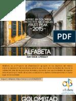 Colombia - Proyectos Fruit Peak 2015