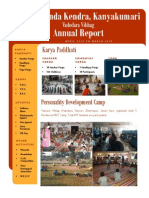 Vivekananda Kendra Vadodara Vibhag Annual Report