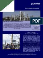 PIL 2014 Training Brochure
