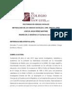 RESEÑA 2 - Gonzalbo
