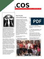 FILCOS newsletter no  4 September 2007