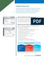 Informationen TOPdesk Professional
