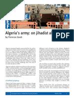 Brief 6 Algeria s Army