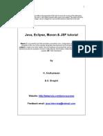 Java Maven Eclipse JSF Tutorial