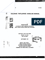 Rocketdyne Chlroine Tryfluorine Manual