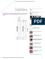 Gambar Dan Spesifikasi Tiang Pancang Beton Bulat (Spun Pile)