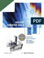 Agilent - GC Vials