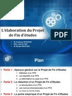 Formation - Projet de Fin D_Etudes