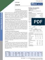 Ultratech Cement - Elara Securities - 24 December 2014