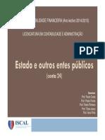 [02] Estado e Outros Entes Publicos