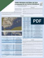 Nuevos datos sobre presencia histórica de foca monje (Monachus monachus) en las costas españolas