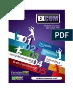 Excom Matematica Fgv Cesgranrio 52 2014