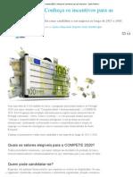 Compete 2020_ Conheça Os Incentivos Para as Empresas - Saldo Positivo