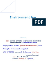 Environment Law (1)
